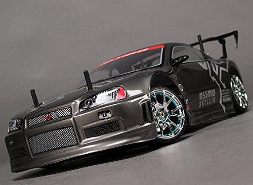 1/10 HobbyKing Mission-D 4WD GTR Drift Car - Hobbyking