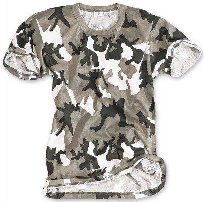 Classic Army Style T-Shirt Kurzarm Shirt 6 Farben wählbar S - 3XL S,Urban