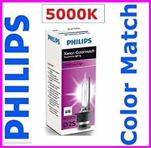 Philips Xenon ColorMatch Brenner D2S Color Match PHILIPS Verpackung (keine OEM Verpackung)