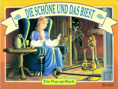 Die schöne und das Biest: Ein Pop-Up-Buch (Und Das Schöne Die Und Biest-buch Cd)