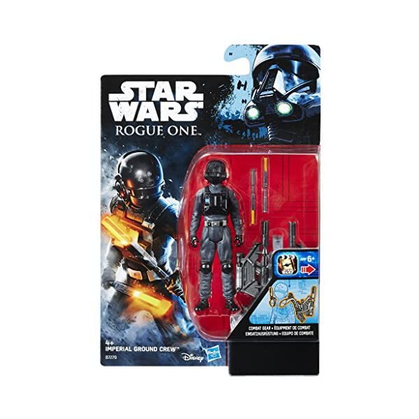 Star Wars - Figura Rogue One, 1 unidad, modelo aleatorio (14903) , Modelos/colores Surtidos, 1 Unidad 3