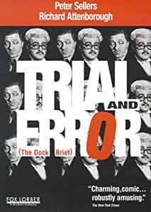 Trial And Error [DVD] [1962] [US Import]