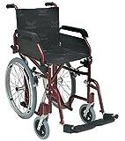 Winner Slim Chaise roulante pour passages étroits, 40cm