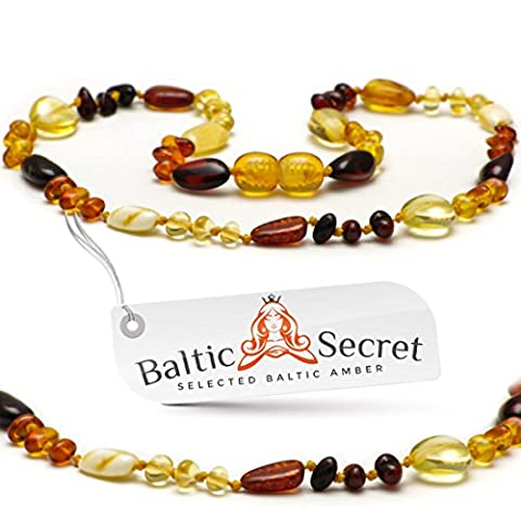 Amber Necklace Genuine Baltic Amber Beads