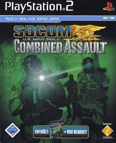 SOCOM: U.S. Navy SEALs - Combined Assault inkl. Headset (Headset Seal)