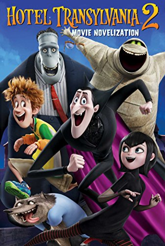 Hotel Transylvania 2 Movie Novelization (Horror Halloween Online Filme)
