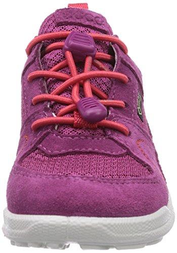 Ecco Biom Ultra Kids Fuchsia/Fuchsia Sue/Tex, Mädchen Laufschuhe Pink (Fuchsia/Fuchsia Sue/Tex56111)