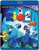 Rio 2 [Blu-ray 3D + Blu-ray]