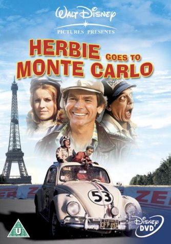 Bild von Herbie Goes To Monte Carlo [UK Import]