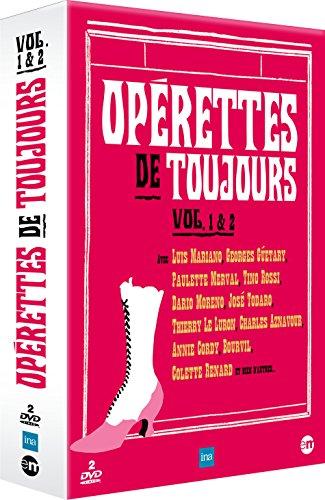 Operettes de toujours (2 DVD)