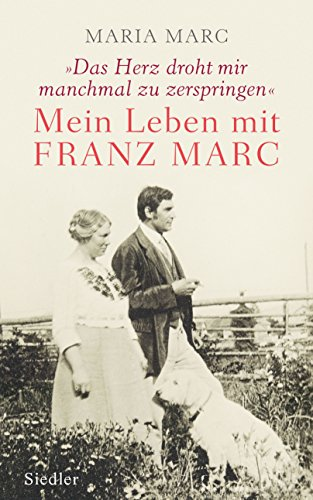 Buchseite und Rezensionen zu 'Mein Leben mit Franz Marc' von Maria Marc