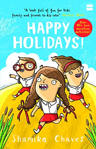 Happy Holidays! 50+ Activities for a Fun Vacation
