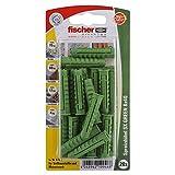 Tacos Fischer SX GREEN, 8 x 40 K, 524822