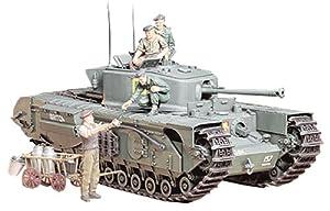 Tamiya 35210 - Maqueta Para Montar, Tanque MK IV Churchill Escala 1/35