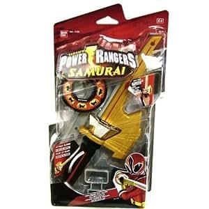 power rangers samurai spielzeug