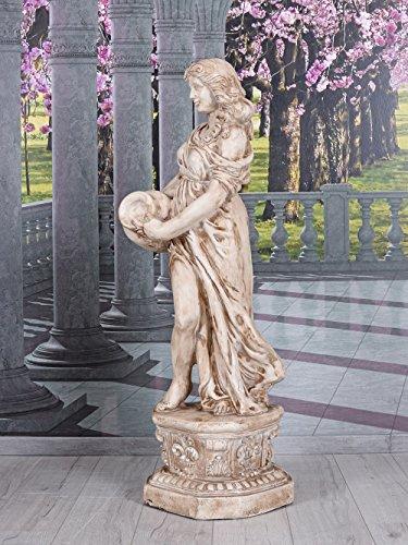 Unbekannt Gartenfigur Toscana Frauenfigur Statue Antik Figur Frau Skulptur Venus Palazzo Exklusiv