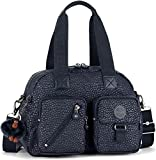 Kipling Defea, Damen Shopper, Multicolour (Dot Dot Dot Emb), 33x24.5x19 cm (W x H x L)