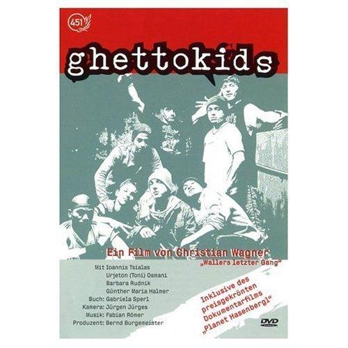 Ghetto-Kids ( Ghettokids ) [ NON-USA FORMAT, PAL, Reg.0 Import - Germany ] by Ioannis Tsialas
