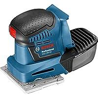 Bosch Professional Akku Schwingschleifer GSS 18V-10 (ohne Akku, 18 Volt System, Schwingkreis-Ø: 1,6 mm, im Karton)