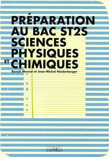 Préparation au bac ST2S Sciences physiques et chimiques