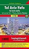 Tel Aviv-Yafo, Stadtplan 1:9.400, Freytag Berndt Stadtpläne - Freytag-Berndt und Artaria KG