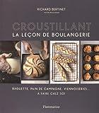 Croustillant - La leçon de boulangerie