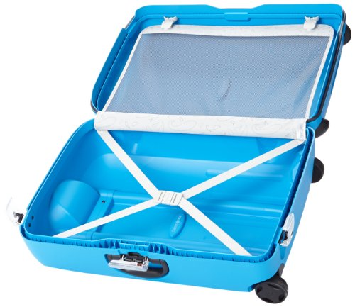 Samsonite Suitcase Termo Young, 82 cm, 120 L, Blue electric, 53391-1324 - 4