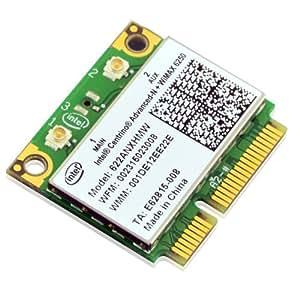 Intel 6250 WiMax WiFi Half Mini Wireless Karte | Intel Centrino Advanced-N + WiMAX 6250, Dual Stream, Dual Band