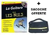 Méthodes et pédagogie FIRST INTERACTIVE CHAPPELL J. / PHILLIPS M. - LA GUITARE POUR LES NULS + CD + SACOCHE OFFERTE Guitare acoustique