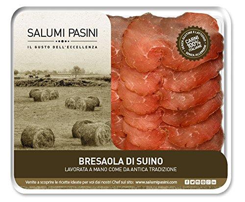 Salumi pasini bresaola di suino i classici - 90 gr