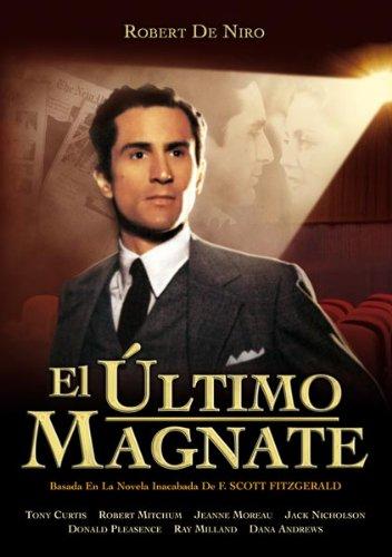Preisvergleich Produktbild El Último Magnate (The Last Tycoon) (Le Dernier Nabab) (Gli Ultimi Fuochi ) (1976) [Import mit deutscher Sprache]
