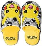 Pantofole Per Bambini Pokemon 72818 Grigio Giallo 32-33
