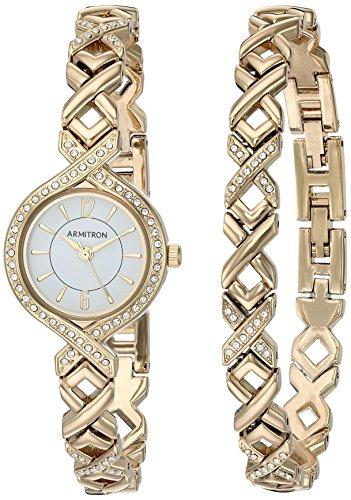 armitron-womens-75-5412wtgpst-swarovski-crystal-accented-gold-tone-watch-and-bracelet-set