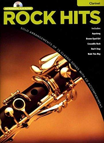 Rock hits clarinette+CD