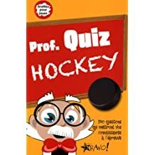 PROF. QUIZ HOCKEY