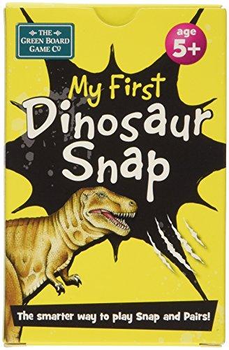 Imagen 3 de Green Board Games Juegos de Mesa Verde - Snap Dinosaur