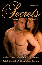 Secrets Volume 20 Surrender To Pleasure (Secrets Volumes)