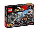 LEGO Marvel Super Heroes 76050 - Crossbones gefährlicher Raub