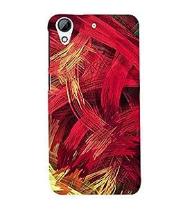 HiFi Designer Phone Back Case Cover HTC Desire 628 :: HTC Desire 628 Dual Sim ( Oil paint Bob Marley Color )
