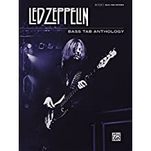 Led Zeppelin Bass TAB Anthology (Authentic Bass Tab Editions)