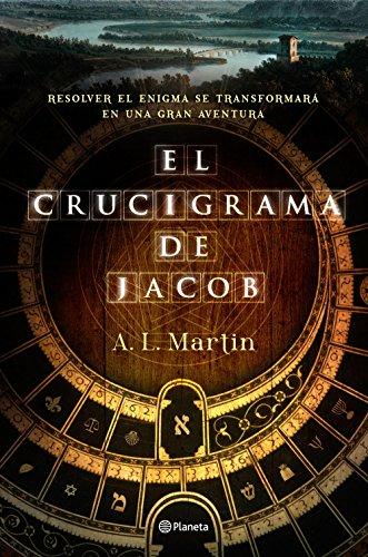 El crucigrama de Jacob (Autores Españoles e Iberoamericanos) por A.L. Martin