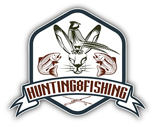 hare-hunting-fishing-label-auto-dekor-vinylaufkleber-12-x-10-cm