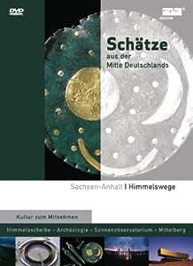 Die Himmelsscheibe von Nebra - Schätze aus der Mitte Deutschlands - DVD plus Audio-CD