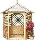 Winchester Gartenlaube Gartenhaus aus Holz günstig