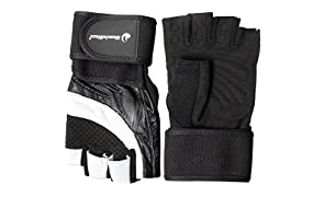 MuscleBlaze Gym Gloves/Fitness Gloves/Workout Gloves with Wrist Support