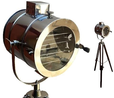 Medieval Replicas Stehlampe mit Stativ,