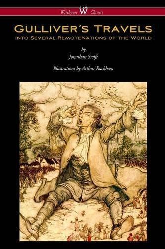 Gulliver's Travels (Wisehouse Classics Edition - with original color illustrations by Arthur Rackham) by Jonathan Swift (2016-05-09)