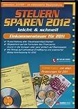 Steuern Sparen 2012 - Einkommensteuer für 2011