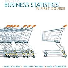 Business Statistics: A First Course (Mystatlab)