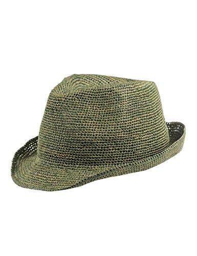 CaPO Rio Melange Hat, Fedora Mixte